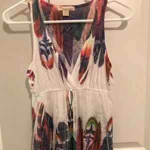 Multicolored tank from Forever 21
